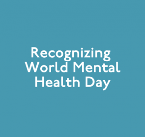 Recognizing World Mental Health Day