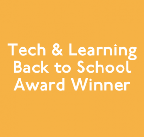 Move This World Named Winner of Tech & Learning Back to School Awards of Excellence