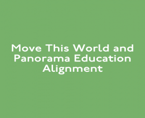 Partnership Overview: Move This World and Panorama Education